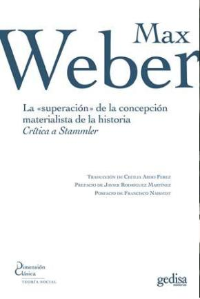 Portada de La Superacion De La Concepcion Materialista De La Histora: Critic A A Stammler