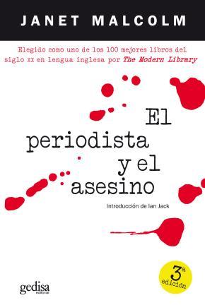 Portada de El Periodista Y El Asesino (3ª Ed)