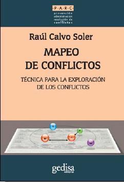 Portada de Mapeo De Conflictos: Tecnica Para La Exploracion De Los Conflictos
