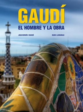 Portada de Gaudi: El Hombre Y La Obra (ed. Bilingue Español-ingles)