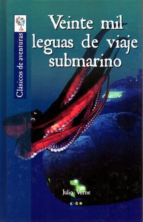 Portada de 20000 Leguas De Viaje Submarino
