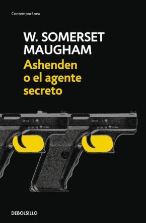 Portada de Ashenden O El Agente Secreto