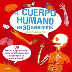 Portada de 30 Segundos : Cuerpo Humano
