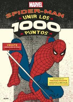 Portada de Unir Los Puntos Spider-man