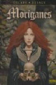Portada de La Balada De Las Landas Perdidas 5: Moriganes
