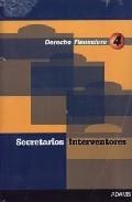 Portada de Secretarios Interventores: Temario (vol. 4: Derecho Financiero)