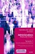 Portada de Administrativos De Estado Por Promocion Interna: Temario (vol. I: Derecho Administrativo General)