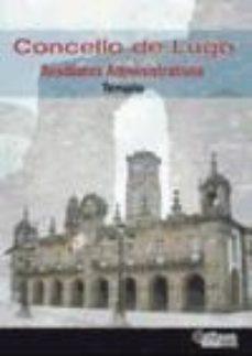 Portada de Auxiliares Concello De Lugo