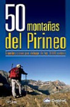 Portada de 50 Montañas Del Pirineo