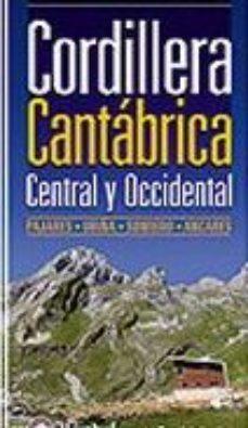 Portada de Cordillera Cantabrica:central Y Occidental