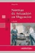 Portada de Normas De Actuacion En Urgencias (4ª Ed.)