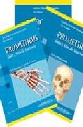 Portada de Coleccion Prometheus (contiene Los Tres Tomos De Prometheus Texto Y Atlas De Anatomia;y Terminologia Anatomica De La S.a.e.(sociedad Anatomica Española)