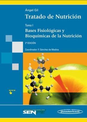 Portada de Tratado De Nutricion (t. I): Bases Fisiologicas Y Bioquimicas De La Nutricion (2ª Ed.) (cartone)