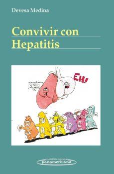 Portada de Convivir Con La Hepatitis