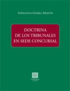 Portada de Doctrina De Los Tribunales En Sede Concursal