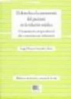 Portada de El Derecho A La Autonomia Del Paciente En La Relacion Medica: Tra Tamiento Jurisprudencial Del Consentimiento Informado