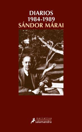 Portada de Diarios 1984-1989 Sandor Marai