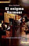 Portada de El Enigma Vermeer