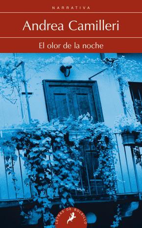 Portada de El Olor De La Noche (serie Montalbano 8)