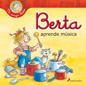 Portada de Berta Aprende Musica