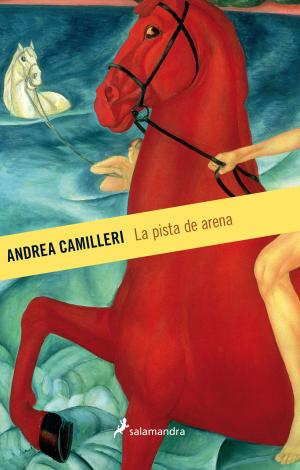 Portada de La Pista De Arena (serie Montalbano 16)