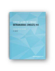 Portada de Fcov05 Comunicacion En Lenguas Extranjeras (ingles)-n2 (2ª Ed)