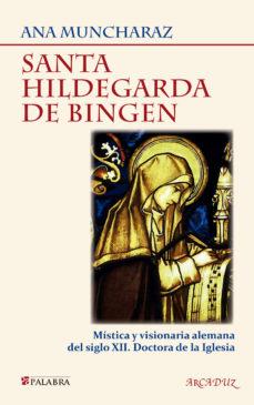 Portada de Santa Hildebarda De Bingen