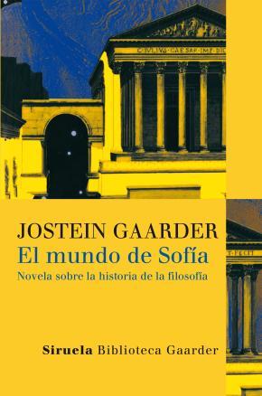 Portada de El Mundo De Sofia (tapa Dura)