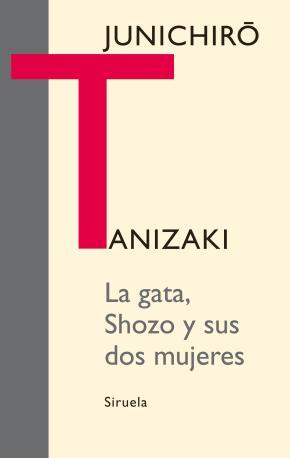 Portada de La Gata, Shozo Y Sus Dos Mujeres