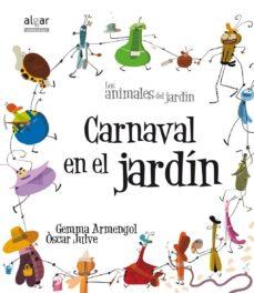 Portada de Carnaval En El Jardin -imprenta-