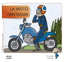 Portada de La Moto Fantasma -doble Grafia-