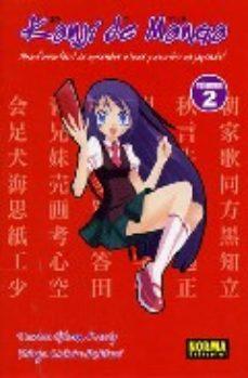 Portada de Kanji De Manga 2