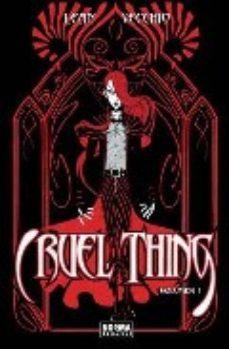 Portada de Cruel Thing 1