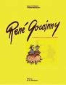 Portada de Rene Goscinny. Los Primeros Pasos De Un Guionista Genial
