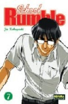 Portada de School Rumble 7