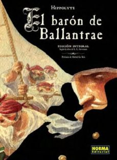Portada de El Baron De Ballantrae