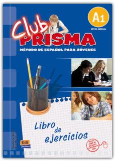 Portada de Club Prisma A1.ejerc. Alumno+clave Web