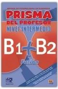 Portada de Prisma Fusion B1+b2 Inter (profesor)