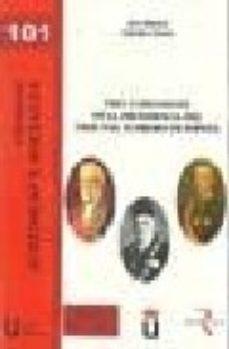 Portada de Tres Cordobeses En La Presidencia Del Tribunal Supremo De España