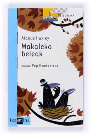 Portada de Makaleko Beleak