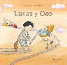 Portada de Lucas Y Oso