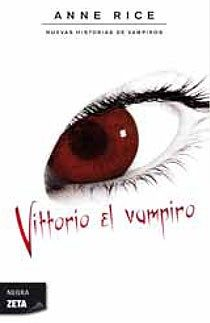 Portada de Vittorio El Vampiro