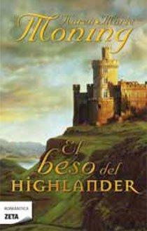 Portada de El Beso Del Highlander