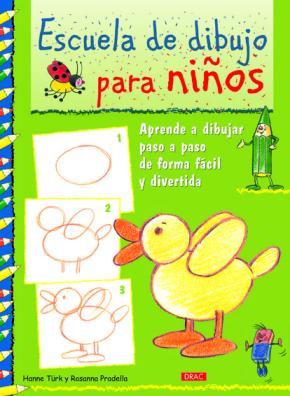 Portada de Escuela De Dibujo Para Niños