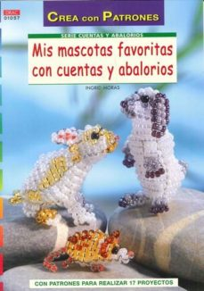 Portada de Mis Mascotas Favoritas Con Cuentas Y Abalorios