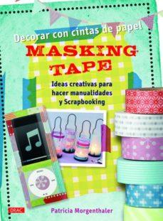 Portada de Masing Tape Decorar Con Cintas De Papel