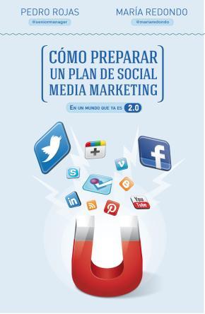 Portada de Como Preparar Un Plan De Social Media Marketing