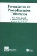 Portada de Formularios De Procedimientos Tributarios