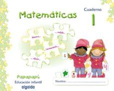 Portada de Iniciacion A Las Matematicas 1. (papapapu) Educacion Infantil 3-5 Años