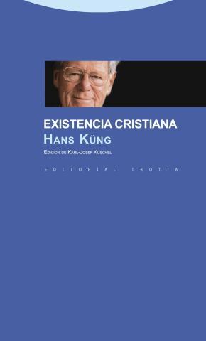 Portada de Existencia Cristiana